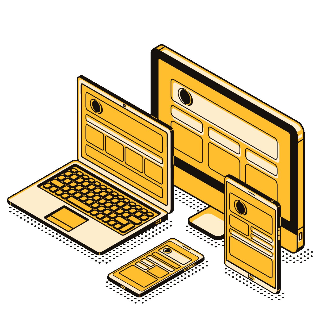 diseño web adaptado a móviles y tablets
